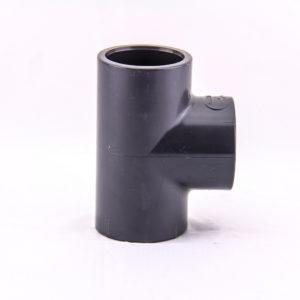 T PVC pression PN16