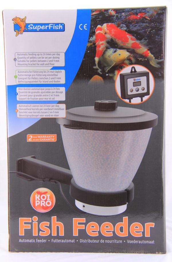 fish feeder koi pro