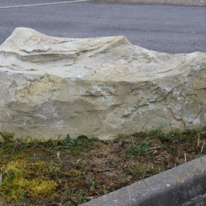 Faux rocher résine 1.28×0.70×0.45m
