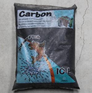 Charbon actif en 10L