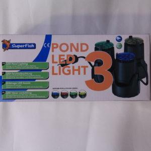 Pond Led light 3 Superfish
