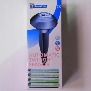 Automatic Twilight Sensor superfish
