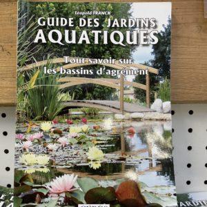 Livre «Guide des jardins aquatiques»