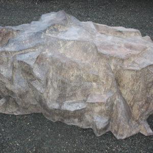 Faux rocher en résine 210x150x100cm