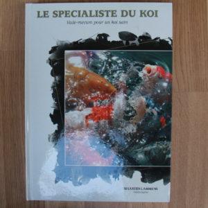 Livre le spécialiste du koi