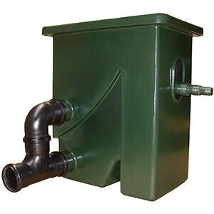 Filtre à grille compact sieve aquaforte