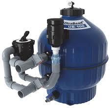 Filtre pression ultrabead
