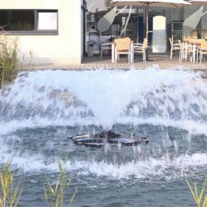 AirFlow 1,5 kw pompe de surface pour étang