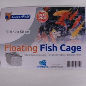 CAGE FLOTTANTE 50x50x50 cm