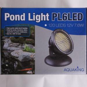 Pond Light PL6LED