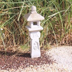 Lanterne ORIBE Granite 80 cm