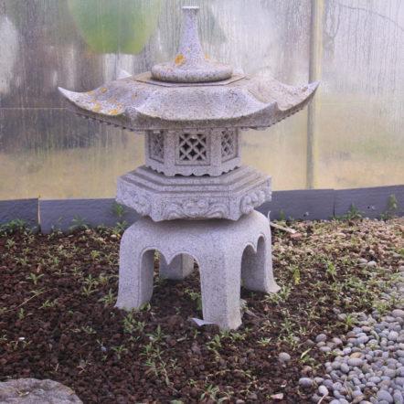 Sujet pierre reconstituée