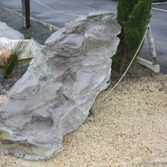 Cascade en résine 2,4 m