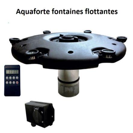 Pompe d'oxygénation pour plan d'eau