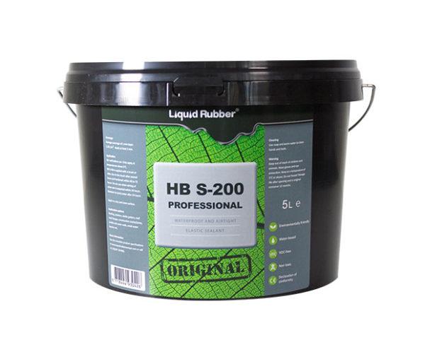 hbs 200 liquid rubber