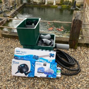 Kit complet de filtration Shark
