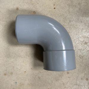 Coude 90° PVC 110mm