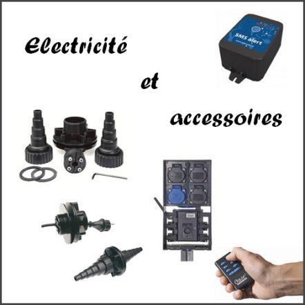Electricité et accessoire