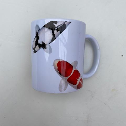 mug carpe koi