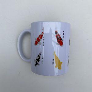 Mug Carpes Koi