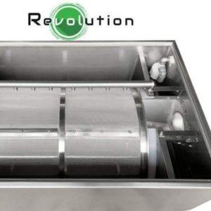 Filtre à tambour inox Révolution 110M3/H