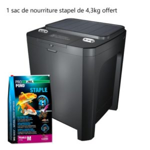 Distributeur de nourriture JBL Propond autofood +un sac de staple 4,3kg offert