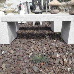Banc granite BRASSENS