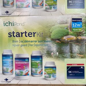 Starter Kit IchiPond